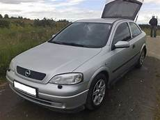 2003 Opel Astra Photos 1 6 Gasoline Ff Manual For Sale