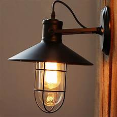 wall l edison retro wall decorative l with glass cover lighting fixtures