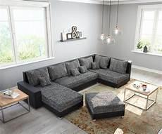 couch mit ottomane couch panama schwarz ottomane rechts longchair links mit