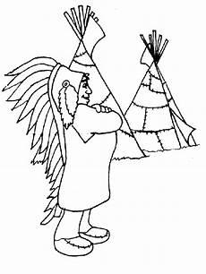 malvorlage indianer malvorlagen 33