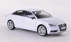 audi a3 limousine white 2013 herpa diecast model car 1 43