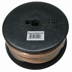 Electronic Master 50 Ft 14 2 Stranded Speaker Wire