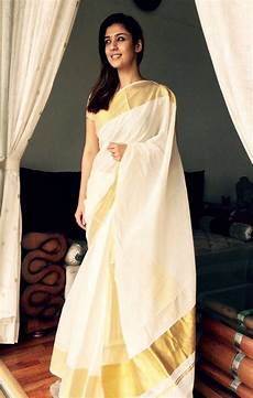 kerala saree style kerala saree nayantara in traditional kerala saree set saree kerala