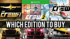 which edition of the crew 2 should you buy
