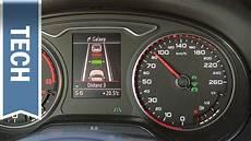 Audi Acc Adaptive Cruise Erkl 228 Rung Demo