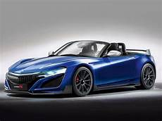 Honda Re Joins Sports Car Market With New S2000 The