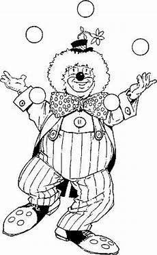 konabeun zum ausdrucken ausmalbilder clown 13482