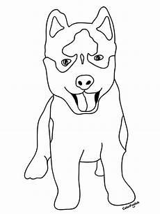 Ausmalbilder Hunde Husky Ausmalbilder Husky Hunde Kinder Ausmalbilder