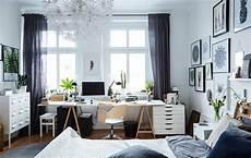 Atelier Schlafzimmer Arbeiten Im Schlaf Schreibtisch Im
