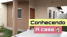 casa nova len conhecendo a casa nova youtube