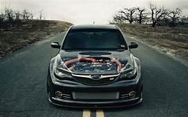 Subaru Impreza Wrx Sti Car Photo Cars Tuning Engine