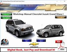 free online auto service manuals 2008 suzuki xl 7 transmission control factory service repair manual fsm suzuki grand vitara xl5 xl7 1997 2005 ebay