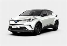 Toyota C Hr 1 8 Hybrid E Cvt Style My 19 Pearl White Nuova
