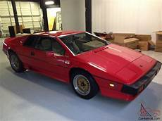 car service manuals pdf 1987 lotus esprit engine control 1987 lotus esprit turbo hci 29000miles great running condition totally gone over