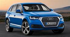 Next Generation Audi Q5 With New Q7 Styling Cues