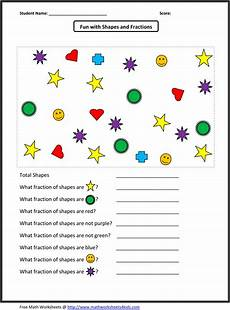 identifying fraction worksheets fractions worksheets fractions fraction activities