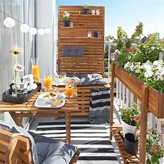 Balkon Sichtschutz Ideen - sichtschutz balkon holz
