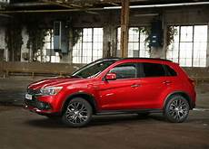 2017 mitsubishi asx puts on a fresh in