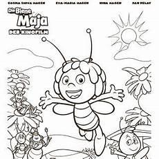 Malvorlagen Kinder Biene Maja Pin Auf Biene Maja