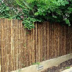 palissades en bambou produits bambou naturel