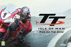 tt isle of ride on the edge review