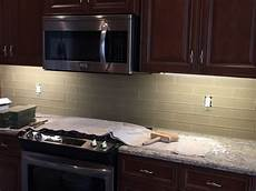 Grouting Backsplash