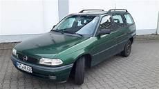 Opel Astra F Caravan 1 6 Liter Mit Nebelscheinwerfer