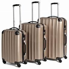kofferset hartschalenkoffer reisekoffer set trolley koffer