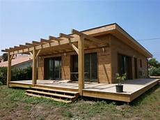 Maison Bois Vallery Wood On House Maisons Et