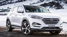 2018 Hyundai Tucson Car Review