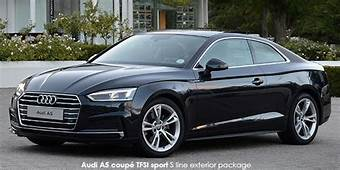 Audi A5 Coupe 20TFSI Quattro Sport Specs In South Africa
