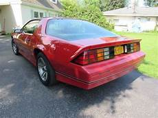 free car manuals to download 1985 chevrolet camaro security system find used 1985 chevrolet camaro iroc z l69 w manual mint in rochester new york united