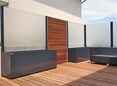 sichtschutz schuetzt windschutz sichtschutz terrassenverglasungen balkonschutz