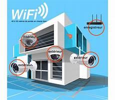 Syst 232 Me De Vid 233 O Surveillance Wifi 2 Cameras Ip Ext 233 Rieures