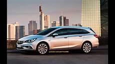 2016 Opel Astra K Sports Tourer Design Highlights Qhd
