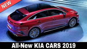 Top 9 New KIA Cars And SUVs That Will Outsell Other Brands