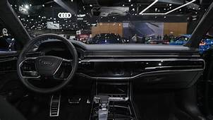 2020 Audi S8 Mixes Big Power With Luxury And A Bigger