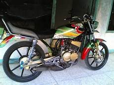 Rx King Modif Japstyle by Modif Motor Rx King