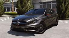 Mercedes Classe A 45 Amg Edition 1 Add On