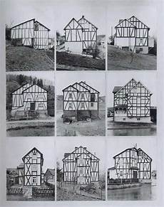 half timbered house plans bernd and hila becher typology of half timbered houses