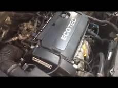 Chevrolet Cruze Engine Problem