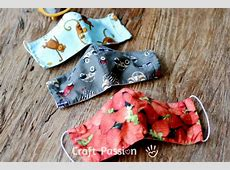 cloth type to sew a face mask