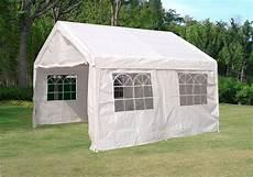 Zelt Pavillon Kaufen - profizelt pavillon festzelt zelt palma 4x4 meter pvc