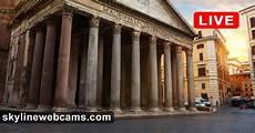 web roma web kamera u緇ivo panteon u rimu