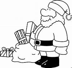 Malvorlagen Weihnachtsmann Gratis Weihnachtsmann Mit Geschenken Ausmalbild Malvorlage Comics