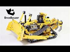 Lego Technic Build by Lego Technic 42028 Bulldozer Lego Speed Build