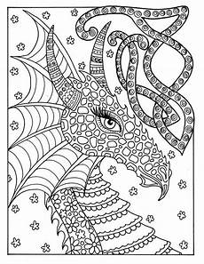 coloring pages dragons and fairies 16609 fairies and dragons coloring book for all ages adults tweens animee