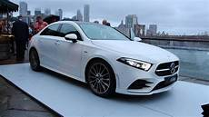 mercedes 2019 a class most expensive 2019 mercedes a class sedan costs 53 660