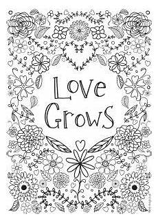 free coloring pages for adults to print 16670 free printable colouring pages with inspirational quotes printable coloring pages