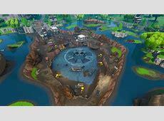 Fortnite Season 8 Loot Lake in game vault event   Shacknews